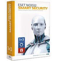 ESET NOD32 SMART SECURITY 1ПК НА 2 ГОДА
